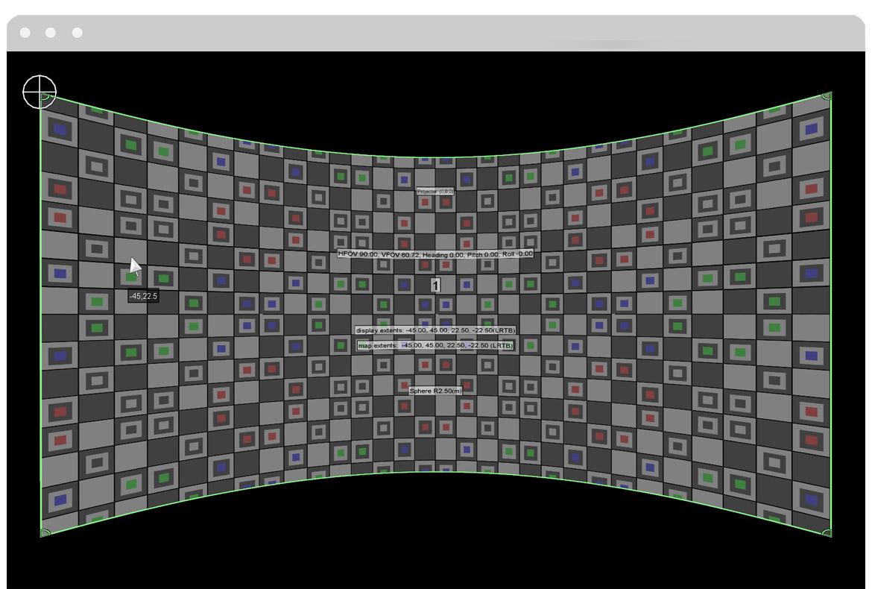 Ultimate Edge Blending & Image Warping Software   ImmersaView