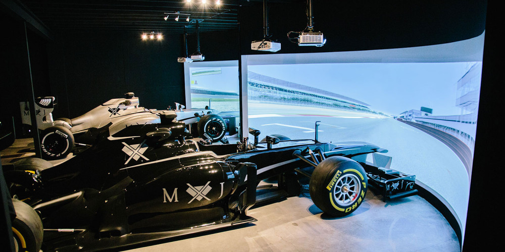 formula one racing simulation - photo #21