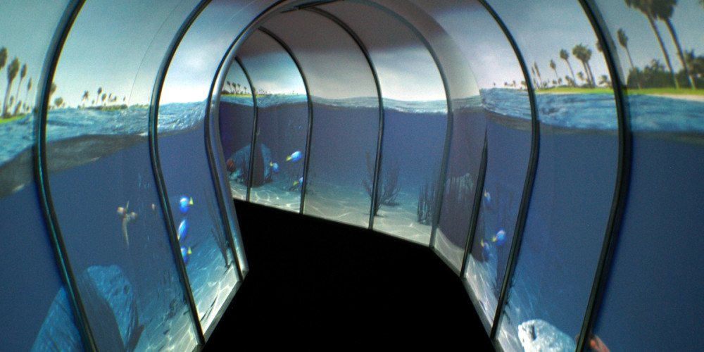Exhibition Promotional Tunnel Powered By Immersaview