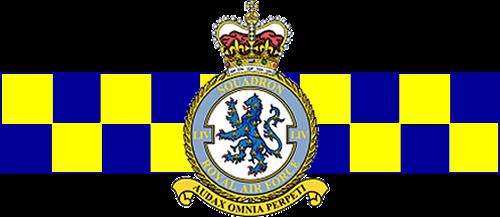 RAF-Squadron Logo